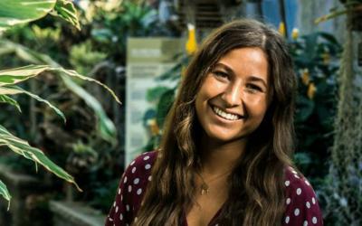 4. Elle a co-fondé Nomade Magazine et rassemblé des milliers d'aventuriers, Avec Marie-Pier Leduc